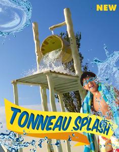 Nouveau Tonneau Splash