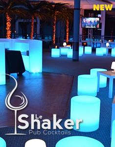 Nouveau Le Shaker Bar Cocktails